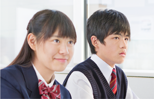 中学生・高校生クラスのイメージ